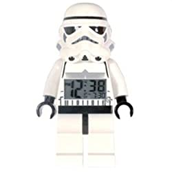 LEGO® Star Wars Storm Trooper Figure Alarm Clock
