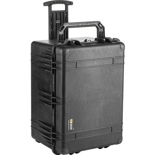 1664 Waterproof 1660 Case with Dividers (Black) [並行輸入品]   B07MQGFG65