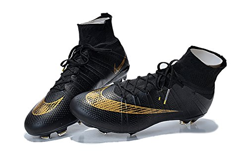 MSG3J8S Generic Mens Mercurial Superfly FG Football Soccer Boots by MSG3J8S
