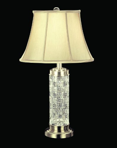 - Waterford Grafix 20-1/2-Inch Table Lamp