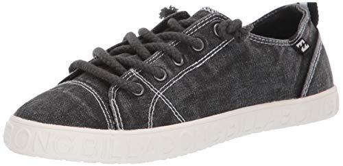 Billabong Women's Marina Sneaker, True Black, 8H Medium US