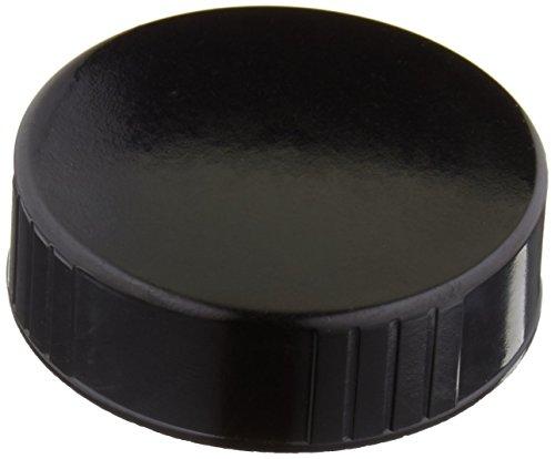 Poly-Seal Screw Cap, 38mm - 12-Pack