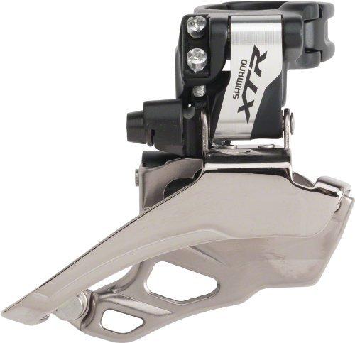 Shimano XTR FD-M986 Front Derailleur 10-Speed TPBS 28.6/34.9mm Black [並行輸入品] B077QG5B6M