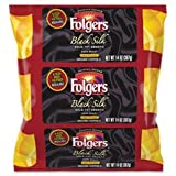 Folgers FOL00016 Black Silk Ground Coffee Filter Packs44; 40 Per Carton