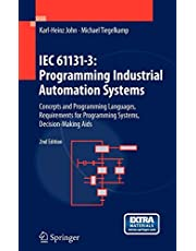 IEC 61131-3: Programming Industrial Automation Systems: Concepts and Programming Languages, Requirements for Programming Systems, Decision-Making Aids