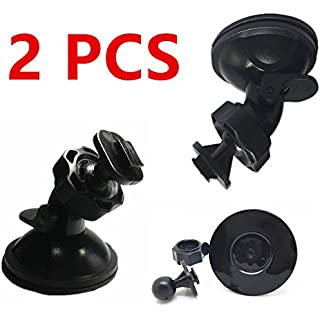 Sale CINDISON Mini Camera Suction Mount for Dashcam Cam Camera DVR Video Recorder G1W G1WH G1WC G1W-B LS330W LS400W GT300W
