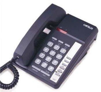 Corded Centurion Telephone (369100-VOE-27F Centurion - Black)