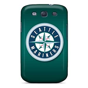 Eriklcoeman Fashion Protective Seattle Mariners Case Cover For Galaxy S3