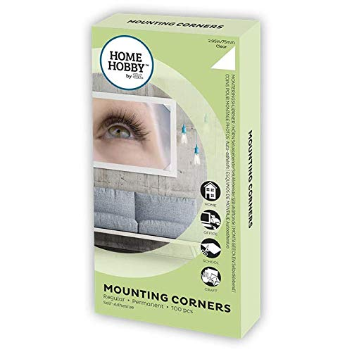 HomeHobby by 3L Mounting Corners, One Size
