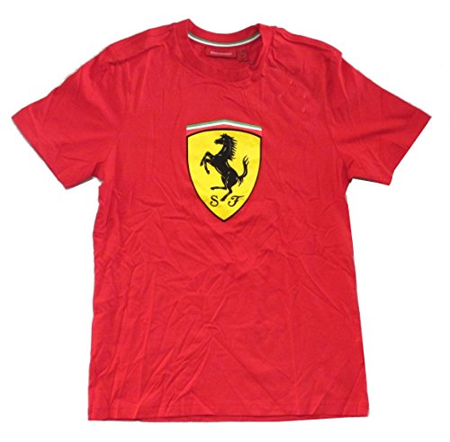 ferrari-scuderia-sf-flocked-shield-red-t-shirt-x-large