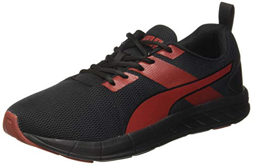 Puma Men's Meteor Nu Idp Black-high Risk Red Running Shoes Price & Reviews