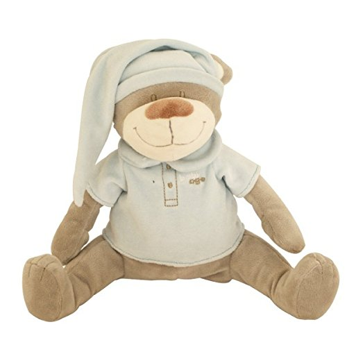Teddy Bear Doodoo - Calms the Crying Baby with Womb Sounds - Automatic Turn On Puts the Baby to Sleep at Night by Babiage
