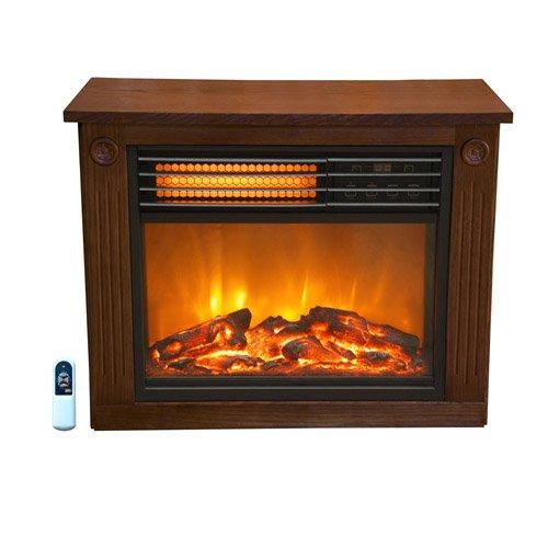 Source Green by Lifesmart R2001FRP13 Fireplace Heater 1500w (Refurbished)