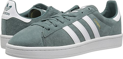 's Campus Sneaker, raw Green Crystal White, 7 M US ()