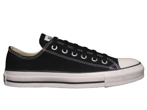 Converse - Zapatillas de deporte para hombre negro/blanco