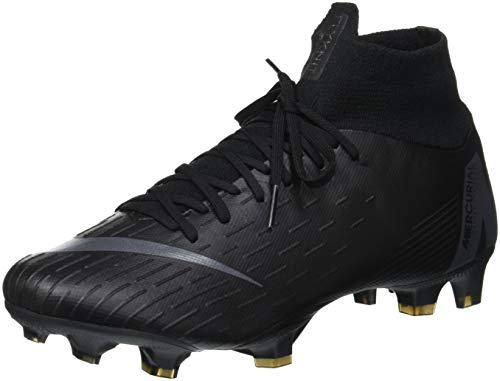 6f85e678180 Nike Mercurial Superfly 6 Pro FG Soccer Cleat (Black) (Men s 10 Women s  11.5)
