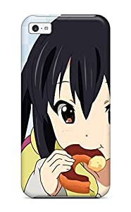Cute Appearance Cover/tpu K-on Case For Iphone 5c