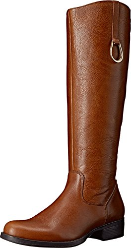Naturino Girl's Harriet AW16 (Little Kid/Big Kid) Brown (Naturino Brown Boots)