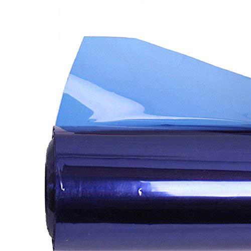 (Meking 16x20 Inch Blue Gels Color Filter Paper Correction Gel Lighting Filter for Photo Studio Light Red Head Light Strobe Flashlight - Light Blue)
