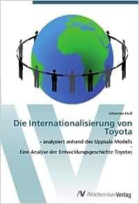 Toyotas (German Edition): Johannes Moll: 9783639424591: Amazon.com