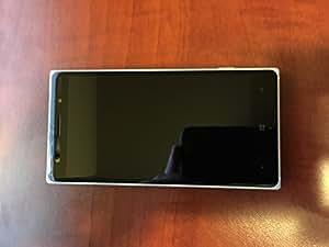 Nokia Lumia 830 RM-985 North American Version - White ...