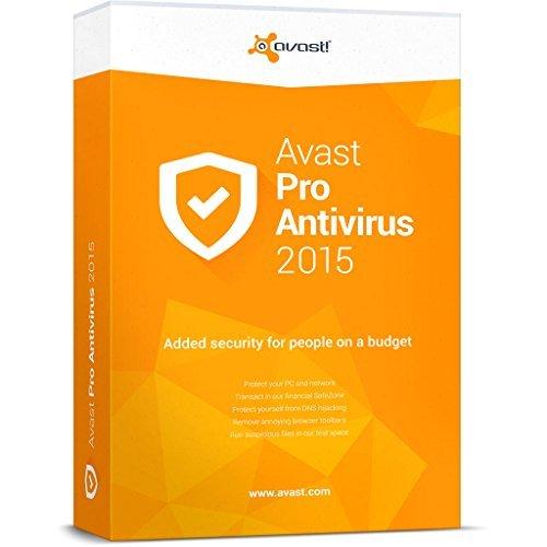 AVAST Pro Antivirus 2016 Users product image