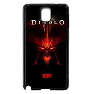 Samsung Galaxy Note 3 Cell Phone Case Black Diablo Vkiss