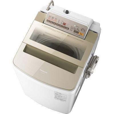 パナソニック 10.0kg 全自動洗濯機 シャンパンPanasonic エコナビ NA-FA100H3-N