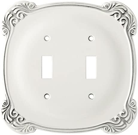 picture of Arboresque Double Switch Wall Plate, Packaging may Vary