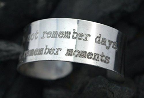 Engraved Wide Cuff (sterling silver bracelet custom engraved,satin finish,handmade silver cuff bracelet,wide silver bracelet,silver 925 bracelet,unique)