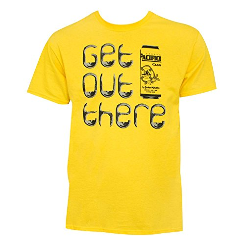 pacifico-get-out-there-tee-shirt-large