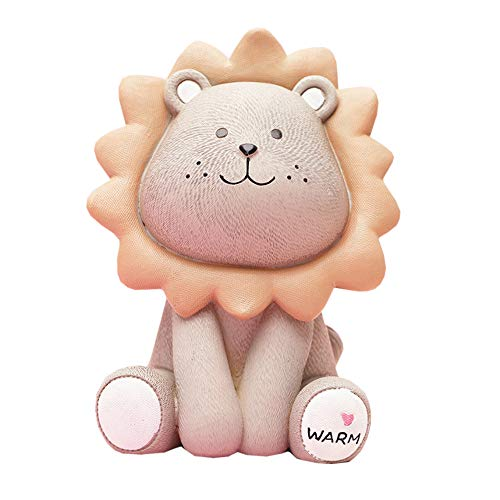 Lions Piggy Bank - MASSJOY Creative Cute Little Lion Piggy Bank Living Room Decoration Children39;s Room Decoration Boy and Girl Gifts