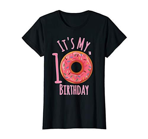 It's My 10th Birthday T Shirt