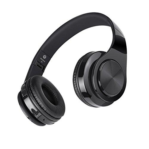 YRD Tech Wireless BT 4.1 Headset (Black) by YRD TECH