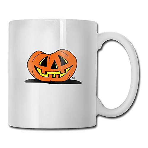 Happy Halloween Punkin Tea Cup Novelty Gift for Birthday]()
