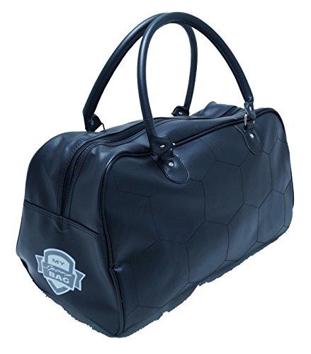 Sac Vintage Fa Bowatex Voyages Couleur Bag Rétro Unisexe Shopper My Loisirs Noir Sport rrTdpgxq