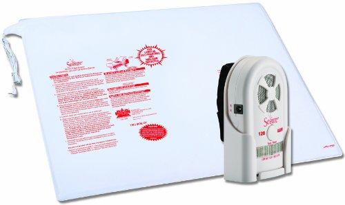 Secure PADS-12 Bed Exit Patient Alarm Set for Falls Manag...