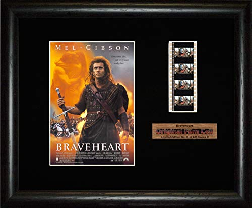 Braveheart Series B - Framed Film Cell Picture