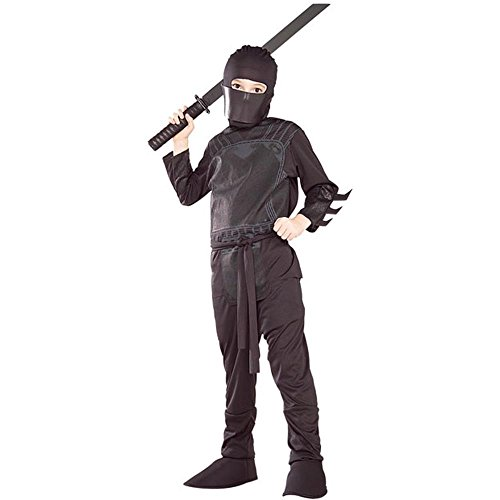 Kids Batman Begins Ninja Costume - Child Small