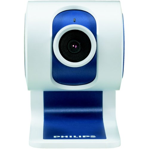 (Philips CIF CMOS Sensor 30FPS USB 2.0 Compatible Webcam)