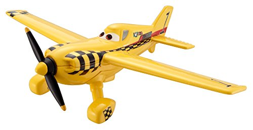 Planes - X9460 - BDB89 - Yellow Bird Racer