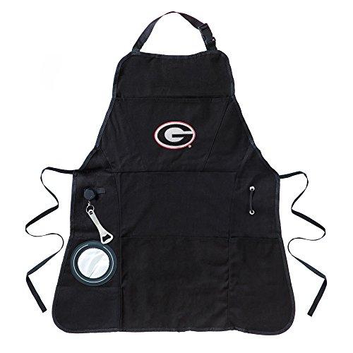 Team Sports America Georgia Bulldogs Grilling Apron ()