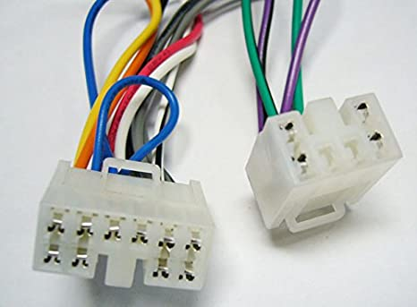 Amazon.com: Factory Radio Replacement Wires That Plug into The Original  Radio from a Toyota, Pickup, 1989, 1990, 1991, 1992, 1993, 1994: Car  ElectronicsAmazon.com