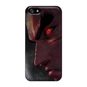High Quality WvRqIP6341 Kazuya Tpu Case For Iphone 5/5s