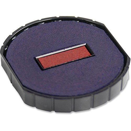 Cosco 062050 Pad 2-Color Replacement For R40 Red and (Two Color Replacement Pad)