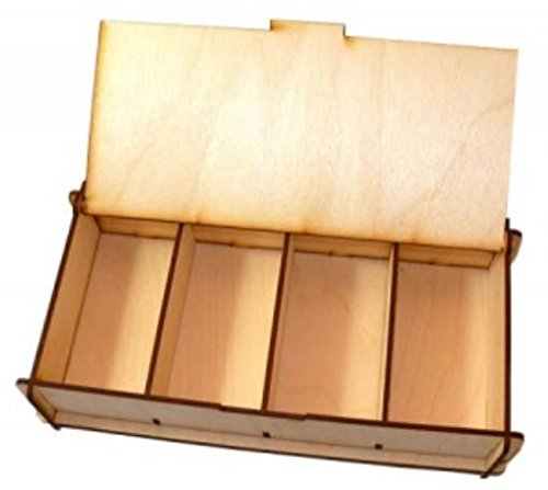 Price comparison product image Board Game Storage Boxes: Token Box L Cards