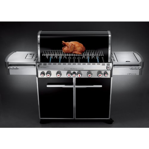 Weber Summit E  Natural Gas Grill Black