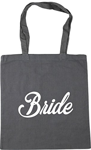 litres x38cm Bride Graphite Bag Beach Shopping HippoWarehouse 10 Grey 42cm Gym Tote zxTUxq06
