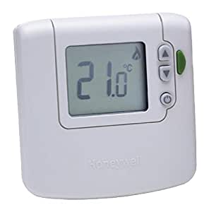 Honeywell DT90E1012 - Termostato De Ambiente Digital Eco