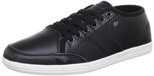 British Knights SURTO, Men Lace-up Schwarz (Black 22)